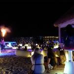 Fire Desire at Gabi club