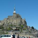 St Mont de Michel