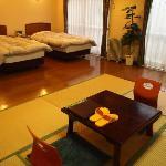 Beautiful Room at Senkei Plaza Inn