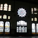 L'interno della Sirkeci Station,la stazione dell'Orient Express