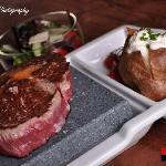 Steak and Jacket