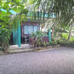 Front view of Bungalow No.2