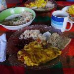 Nica breakfast