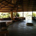 Reception /bar area
