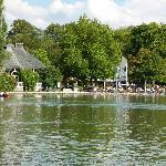 Gästehaus Englischer Garten Foto