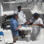 The Gladiator at Mike's Marina Punta Cana/Cap Cana Fishing