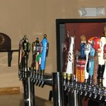 More of our taps.