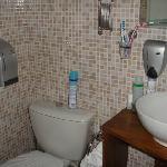 chbre alizée WC dans SDB