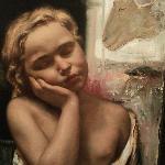 Painting Exhibit in Museo de los Niños