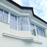 Rare Art Deco window