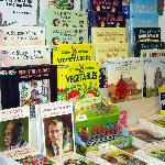 Educational books for the kiddos