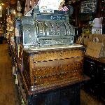 The Old Cash Register
