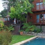 Cypress Cottage und Pool