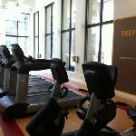 State of the Art Cardio Room