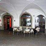 Entrance & Patio