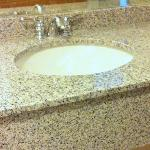 NEW BATHROOM SINKS/COUNTERS