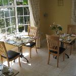 Wonderful Garden View Dining