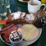 French Dan breakfast!  Delicious!