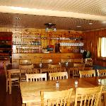 One shot of dinning room