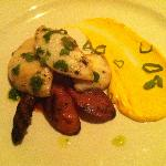 Cuttlefish with Chorizo