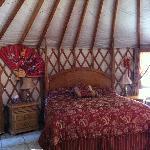 Chinese Yurt