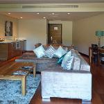 Penthous suite lounge