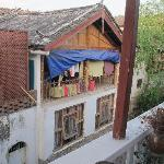 """View from the balcony in the opposite direction, a little more """"romantic"""""""