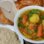 great food: kuskus