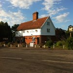 White Horse Sibton~Great Pub