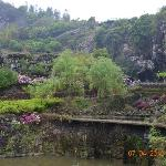 Qingyuan Lianzhou Underground River outside view