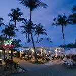 Trapizza on Siloso Beach