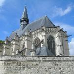 La Sainte-Chapelle de Champigny sur Veude