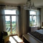 Room overlooking Lake Constance