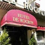 ホテル ドゥ ロクロイ   エントランス