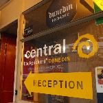 Central Backpackers Dunedin Foto