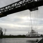 Rendsburg Transporter Bridge (Schwebefaehre)