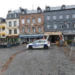 Restaurant La Lieutenance à Honfleur