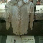 Rifleman shirt (linen) from 1790's (one of 4 that exist)