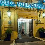Rome - Hotel Villafranca