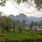Villa Nam Song à Vang Vieng