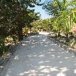 La Vita walkway