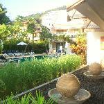 spa & quiet pool