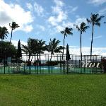 Castle Molokai Shores - Pool Area