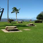 Castle Molokai Shores - Picnic Area