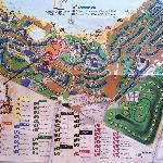 Mappa dell'hotel!!