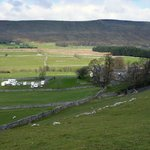 View from footpath to Ingleborough