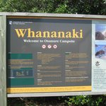 Foto de Otamure Bay (Whananaki) Campsite