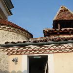 les toits de la demeure