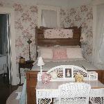 Secret Garden double bed