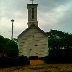 Father Damien's Church in Kamalo - Molokai